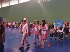 Sábado de Carnaval en Ólvega.
