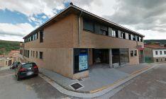 Centro de Salud de Covaleda. /GM