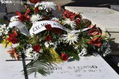Homenaje a Machado y Odón Alonso.
