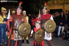 Carnaval 2020 en Soria.