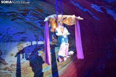 Gran Circo Acrobático de China en Soria.