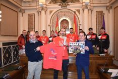 Homenaje al Club Atletismo Numantino en la Diputación