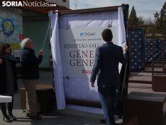 Presentación de la exposición 'Génesis'