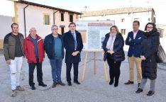 Foto 3 - La Junta invierte 2,3 millones de euros en el refuerzo y renovación de firme de la carretera SO-920