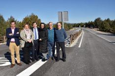 La Junta invierte 2,3 millones de euros en el refuerzo y renovación de firme de la carretera SO-920