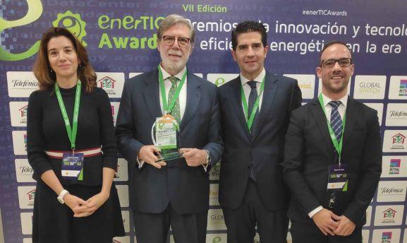 Invest in Soria fue premiada en diciembre por su 'Máxima eficiencia en los CPDs para repoblar la España Vaciada'