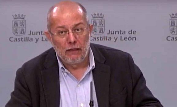 Franciso Igea, vicepresidente de CyL.