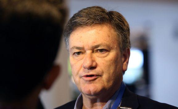 Francisco Vázquez, en una intervención ante la prensa.