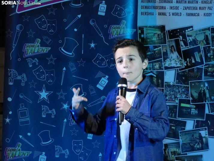 GALERÍA: Primera semifinal Soria Talent