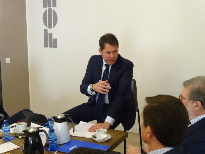 Cuerva: 'Para ayudar a las PYMES no hay que perjudicar a las grandes empresas'