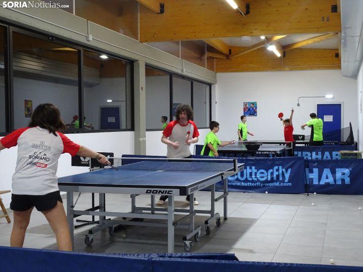 Club Soriano de Tenis de Mesa