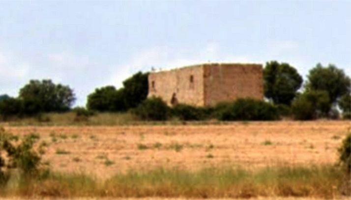 Una imagen de la ermita. /GM