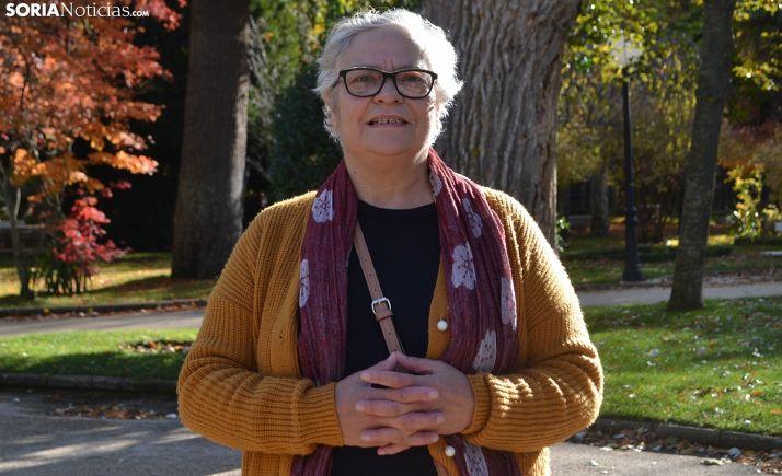 Isabel Goig, en una imagen de archivo. /SN