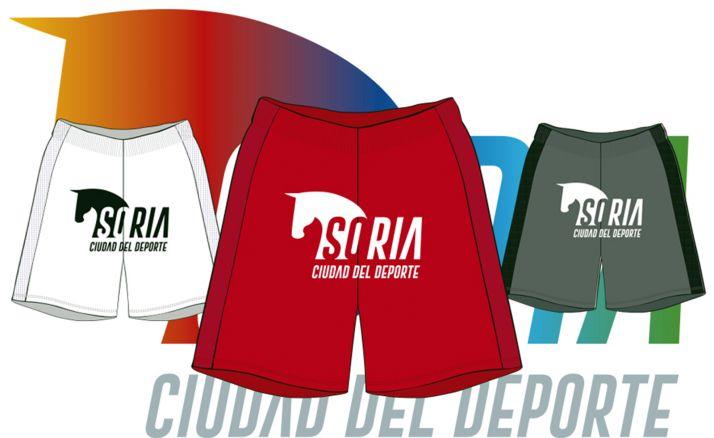 Las prendas deportivas con el logotipo. /CDN