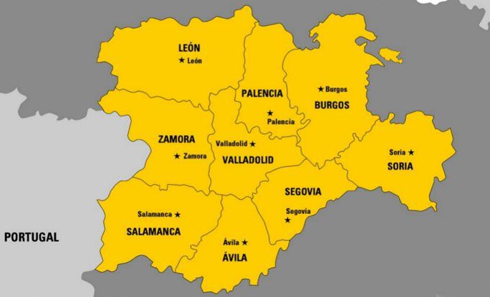 Los geólogos colegiados ven 'poco ambiciosa' la reodenación territorial que plantea la Junta