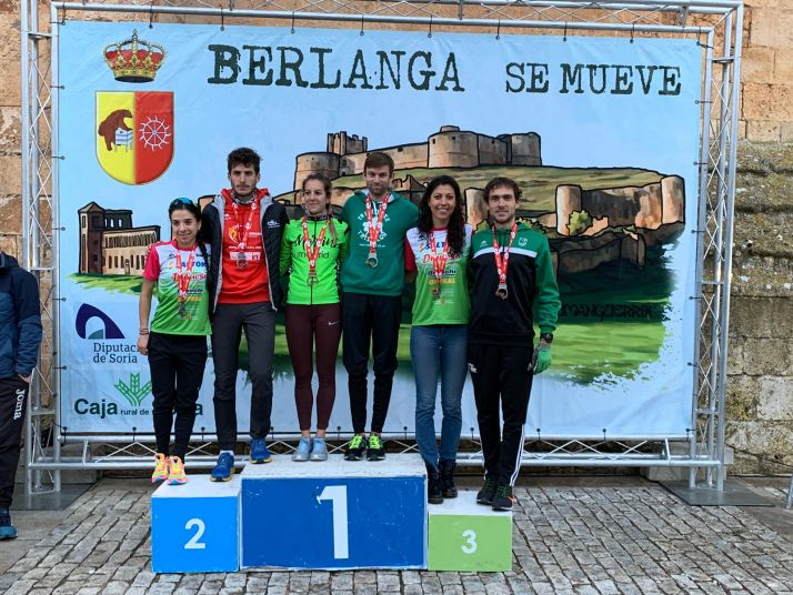 Latestere vuelve a vencer en un Duatlón de Berlanga ganado por Marta Cabello en féminas