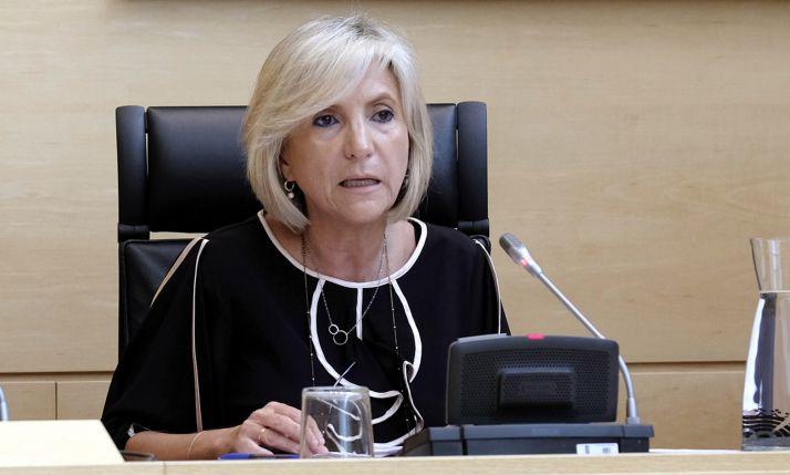 Verónica Casado, consejera de Sanidad. /Jta.