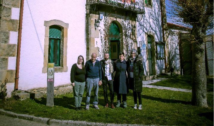 Ganadores de la I Beca de Residencia Crea por Soria.