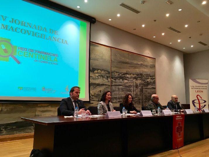 Jornada de Farmacovigilancia en León