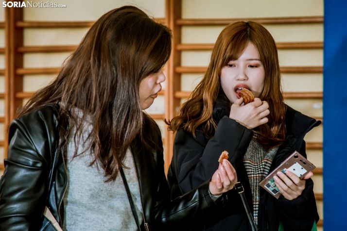 Japón, loco por la dieta soriana