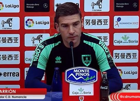 Foto 1 - El Numancia quiere reencontrarse con la victoria en Málaga, en un partido que se presenta emocionante