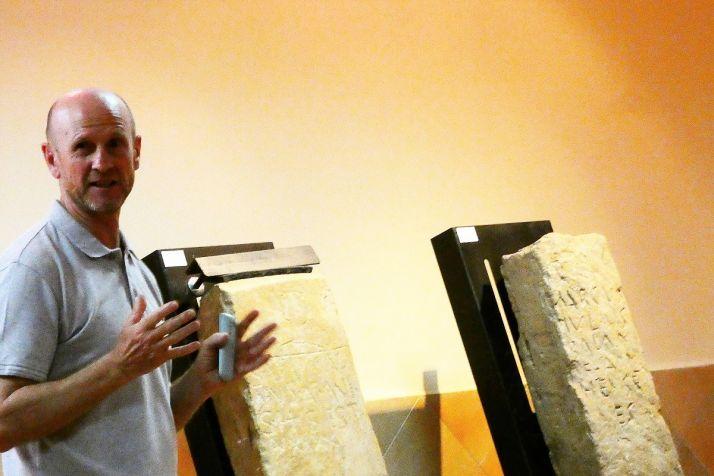 Estelas funerarias en Tierras Altas: ¿Se habló vasco en Soria?