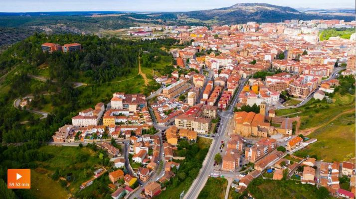 Ve aquí 'Un país mágico: Soria' el espectacular reportaje de TVE sobre Soria