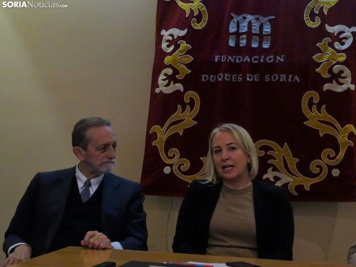 Susanne Zepp-Zwirner en La Casa del Hispanista en Soria