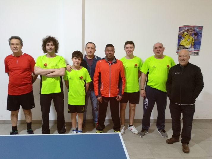 Club de Tenis de Mesa de Soria