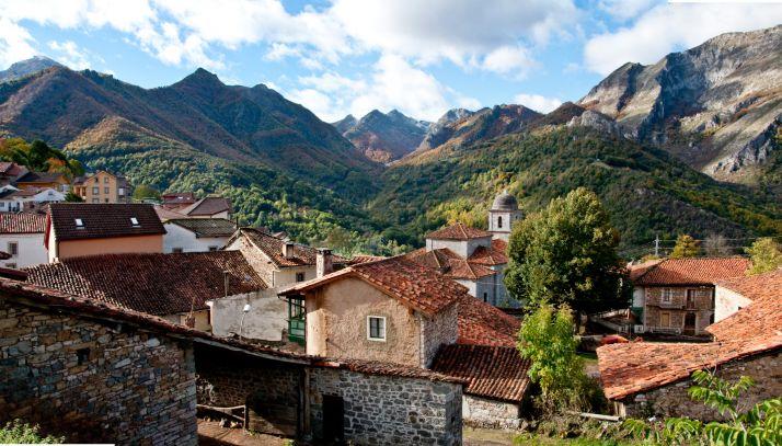 Oseja de Sajambre, León.