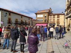 Los ayuntamientos socialistas de Soria se unen al 8M
