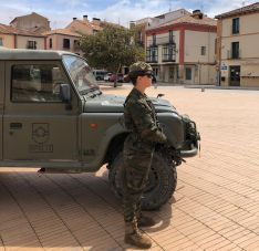 Foto 4 - Pontoneros del batallón de Monzalbarba, en Almazán