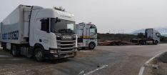 Foto 3 - Retirado el camión accidentado el lunes en El Madero