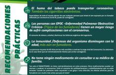 Foto 2 - Dossier de la Fundación Científica Caja Rural de Soria sobre Coronavirus