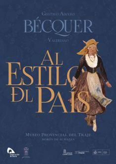 Foto 2 - El Museo del Traje de Morón albergará un viaje por el XIX inspirado en los hermanos Bécquer