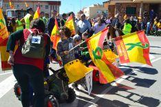 Foto 5 - GALERÍA: Masiva manifestación de agricultores y ganaderos en Soria