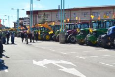 Foto 6 - GALERÍA: Masiva manifestación de agricultores y ganaderos en Soria