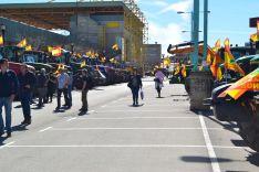 Foto 7 - GALERÍA: Masiva manifestación de agricultores y ganaderos en Soria