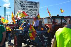 Foto 8 - GALERÍA: Masiva manifestación de agricultores y ganaderos en Soria