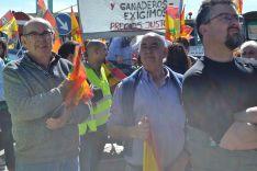 Foto 3 - GALERÍA: Masiva manifestación de agricultores y ganaderos en Soria