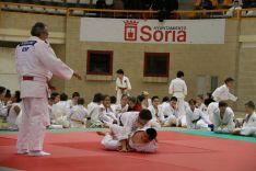 103 judokas han participado en el campeonato provincial celebrado en Los Pajaritos. Ver todas las clasificacio