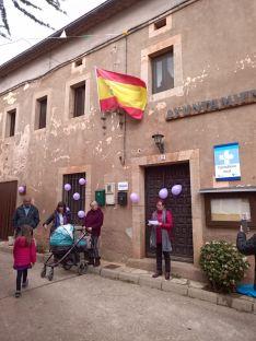Las mujeres de Arenillas también celebran el 8M