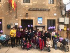 Foto 2 - Las mujeres de Arenillas también celebran el 8M