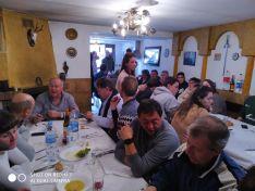 Foto 4 - Comida vecinal en el Barrio Moro agredeño para terminar sus fiestas