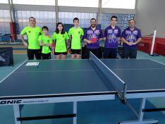 El tenis de mesa soriano viaja a Palencia e inicia los juegos escolares en la provincia