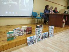 Foto 4 - La Literatura centra la semana cultural del CEIP Las Pedrizas