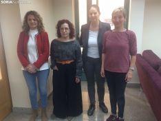 Cuatro mujeres reconocidas en su sector por sus méritos laborales