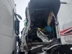 Accidente en Noviercas. /Diputación
