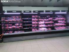 Así amanecen los supermercados este lunes 16 de marzo
