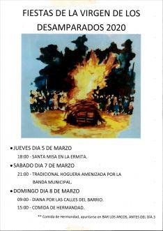 El cartel para estas fiestas. /AÁ